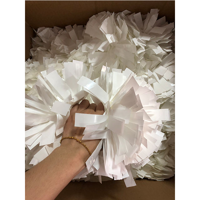 Wholesales Handheld Cheerleading Pom Poms for Cheer Sports