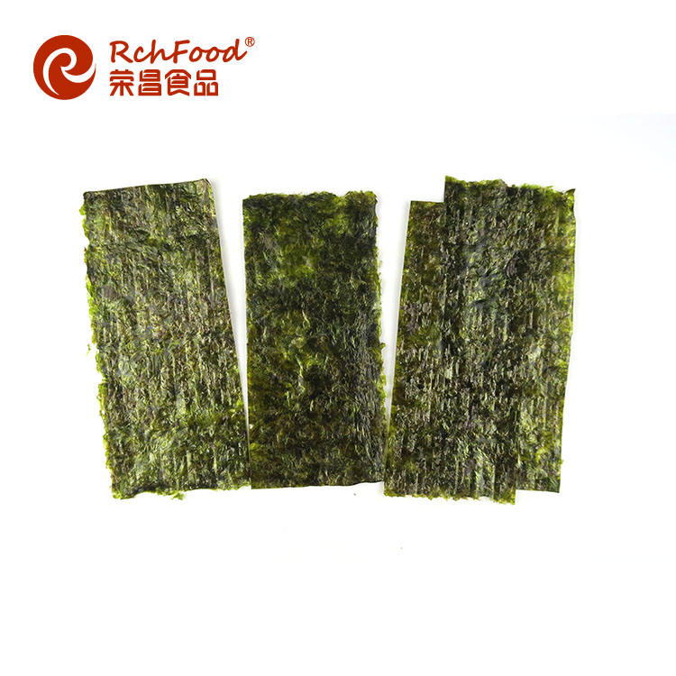 Best Dried Seaweed Nori Wraps