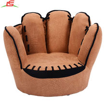 Kids Sofa Chair Finger Style Toddler Armchair Living Room Seat