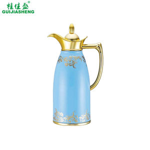 New Stainless Steel European Thermos Flask, Insulated Hot Water Kettle, Thermal Milk Tea Bottles for Ceremony/Wedding/Chrismas