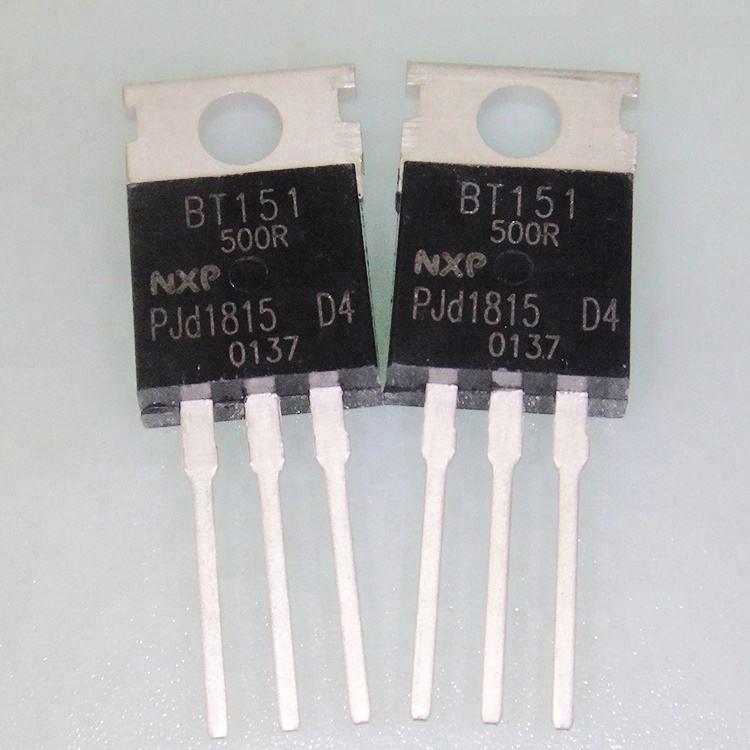 5 pieces NXP BT151-500R,127 THYRISTOR