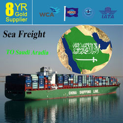 Shipping Company with Cheap Sea Freight Shipping Service From China to Jeddah,Saudi Arabia---whatsapp:+86 13631271869