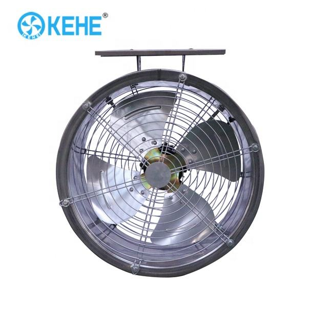 China hanging type fan air circulation fan for greenhouse