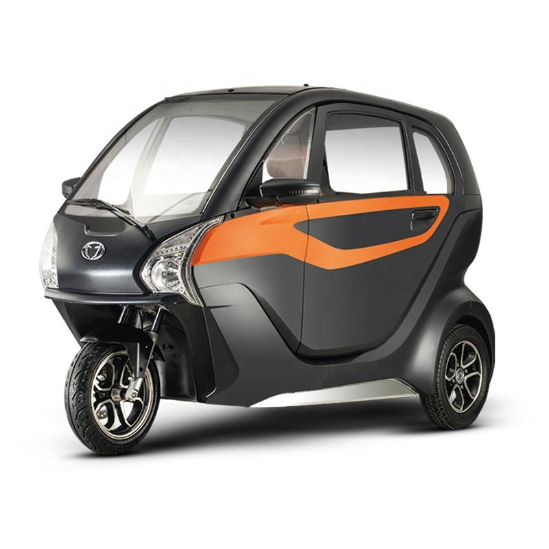 2021 new coming 60 km/h electric 3 wheel electric cabin scooter new energy car with EEC