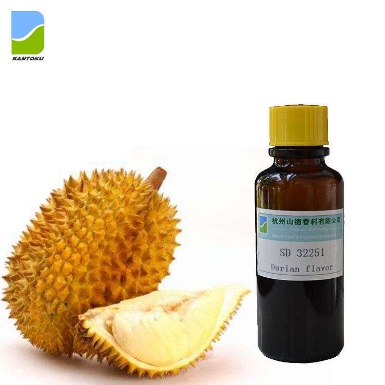 Natural Fresh Durian Fragrance Food Flavoring/oil soluble food grade essence/Durian flavour