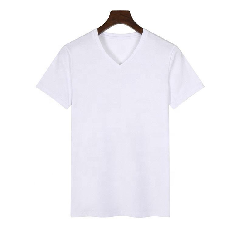 Bulk t shirt wholesale cheap 1 dollar 100% cotton t-shirts moisture wicking dry fit mesh promotional t shirts