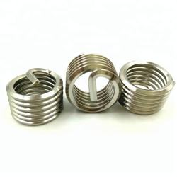 Metric Wire Thread Helical Inserts