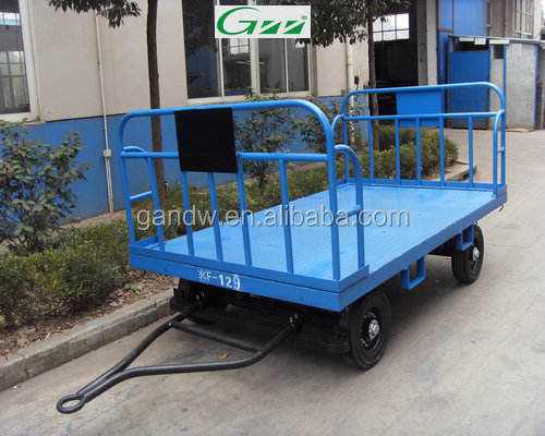 Airport Baggage Cart Aircraft Trolley Cart