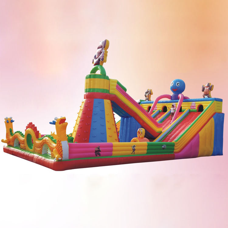 Customised inflatable bouncer Birthday Parties big bounce house inflatable jump castle for sale