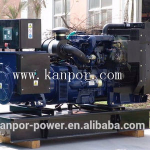 Marca de fábrica diretamente venda super silencioso 140kva 112kw motor Lovol gerador diesel da série