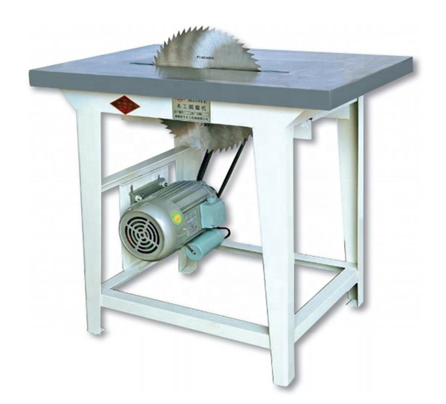 table saw machine wood round cutting