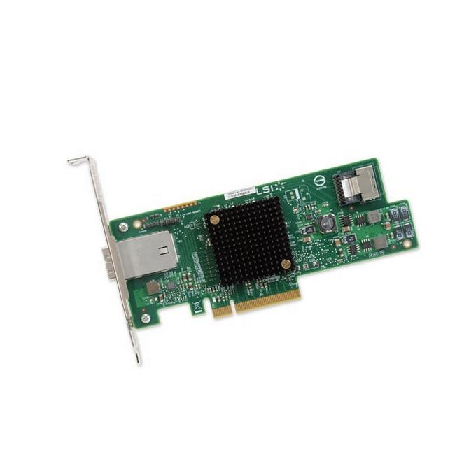 05-50008-00 12Gb 16 Port HBA New Sealed Box Broadcom LSI SAS 9400-16i