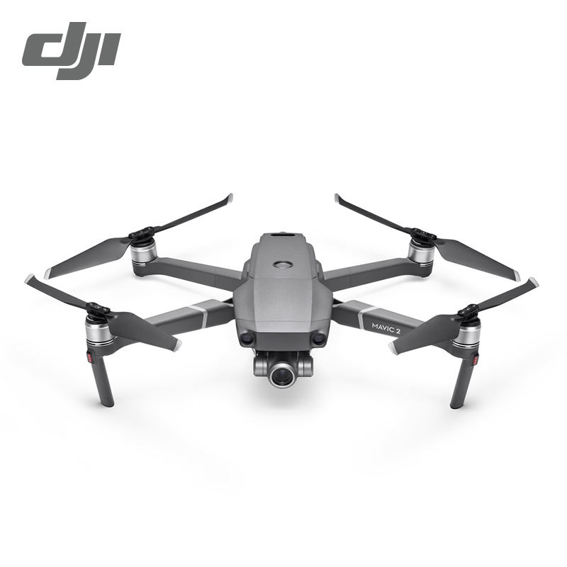 DJI Mavic 2 Zoom Drone with 2x Optical Zoom 4x Lossless FHD Video camera 48MP Photos 31Mins Flight Time 8km Remote Control