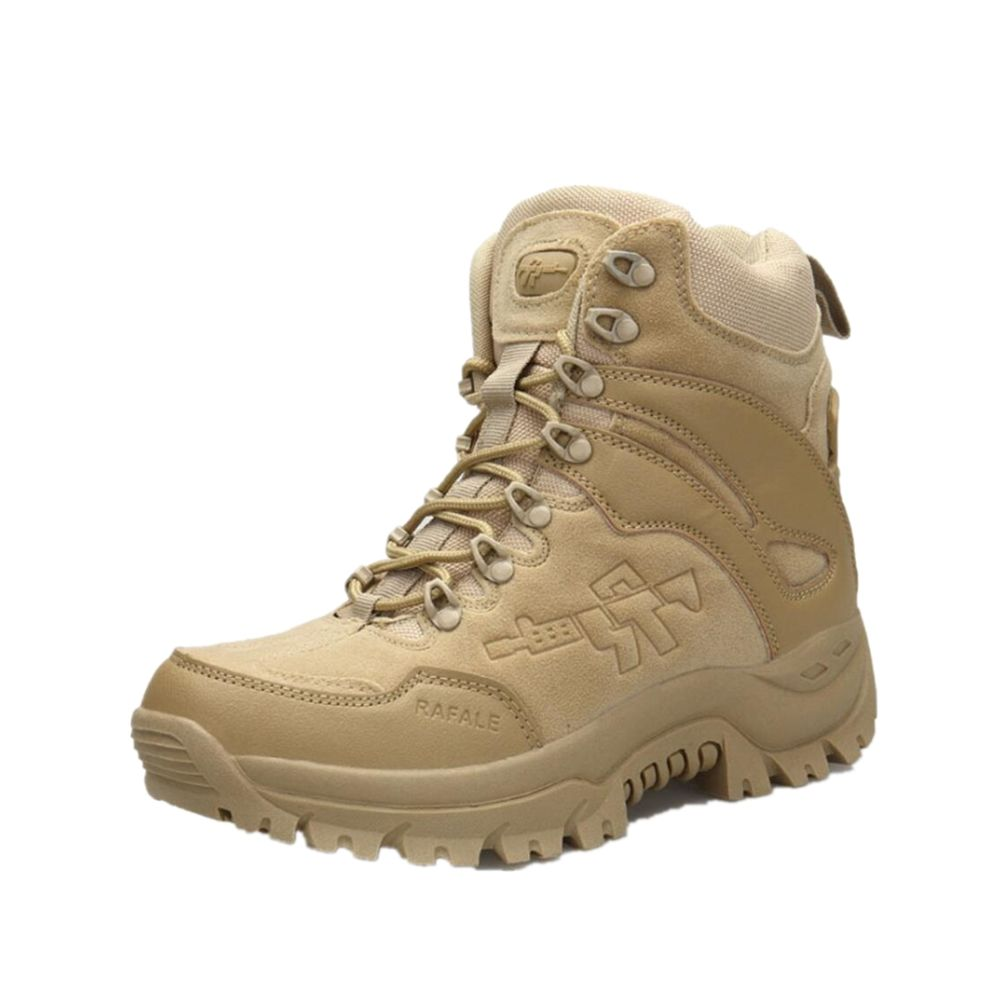 Python pattern camouflage Snowy Land Boots waterproof permeable tactical boots GS-J0012
