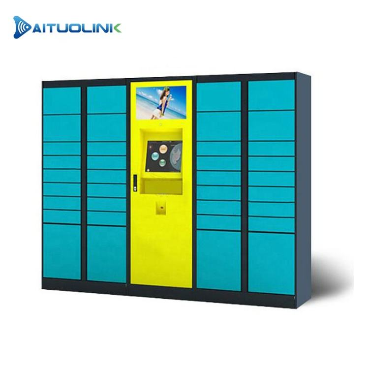 Smart Digital Locker Parcel Delivery Locker E-commercial Smart Storage Box for School/Logistic/Building/Apartment