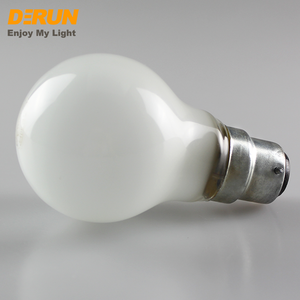 A55 Globe Verlichting E27 B22 Clear Frosted Glas Gloeilamp 120V 127V 240V A19 100 W 75 W Led Lamp, INC-A Lamp