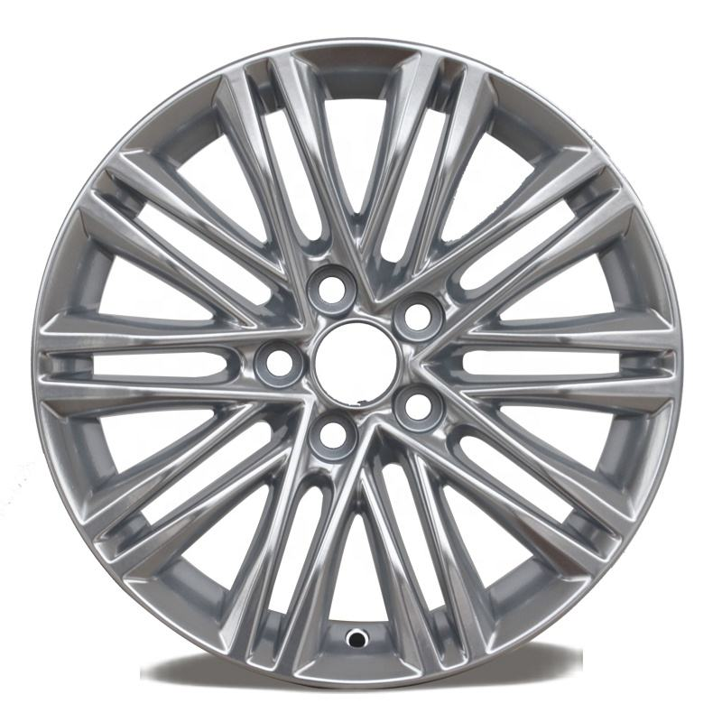 17x7 18x7.5 passenger car alloy wheels JWL/VIA certificated 18 inch wheels for car rim