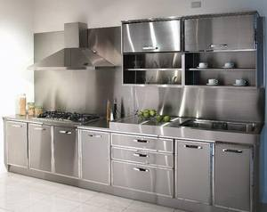 high quality stainless steel kitchen unit
