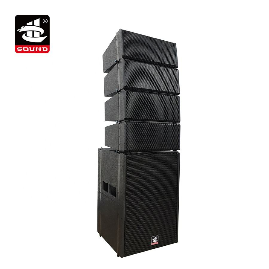 LA 1000 SYSTEM Dual 12 inches professional line array china