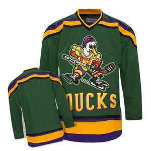 custom mighty ducks jersey