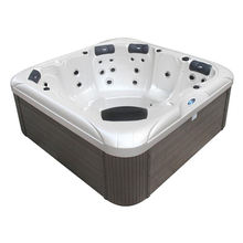 Tv Massage Surfing Jet Outdoor 7 Person Whirlpool Hot Tub Spa