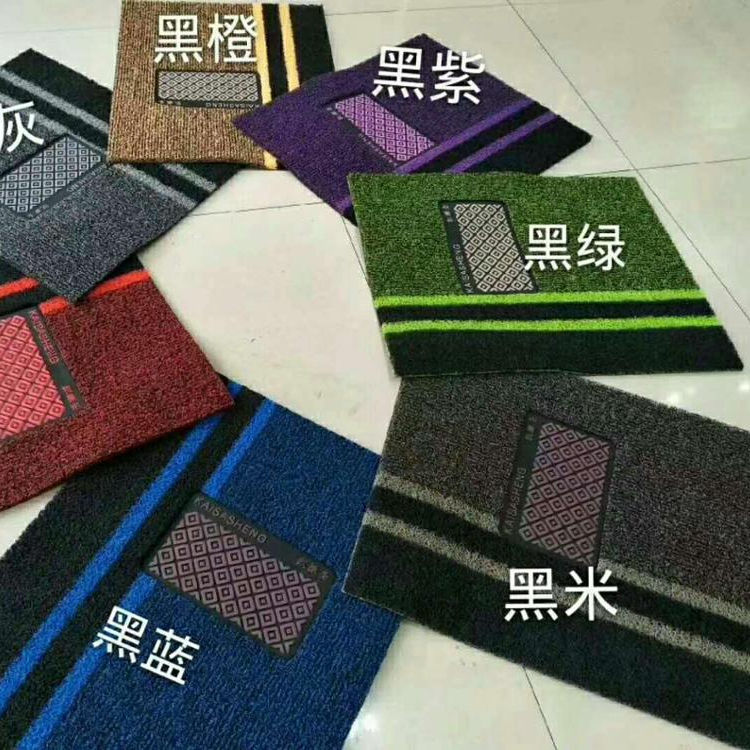 quality dust car mat door mat production machine for sale
