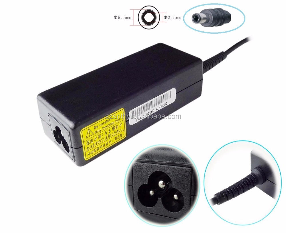 19 v 3.42a notebook charger penggantian universal ac power adaptor laptop untuk acer power adaptor power supply adapter