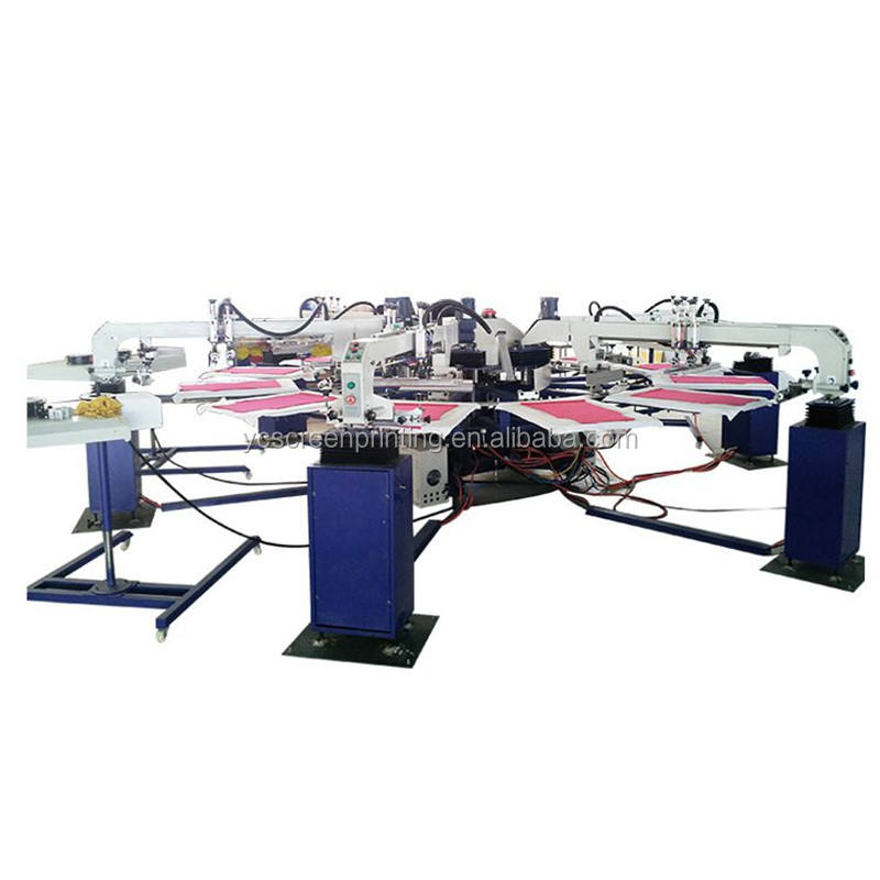 automic sreenprinting machine & silkprinting machine & printer