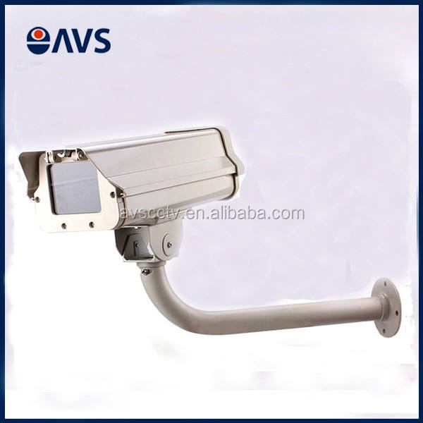 Outdoor All-weather Proof CCTV Bullet Camera/Box Camera Casing Housing with Bracket