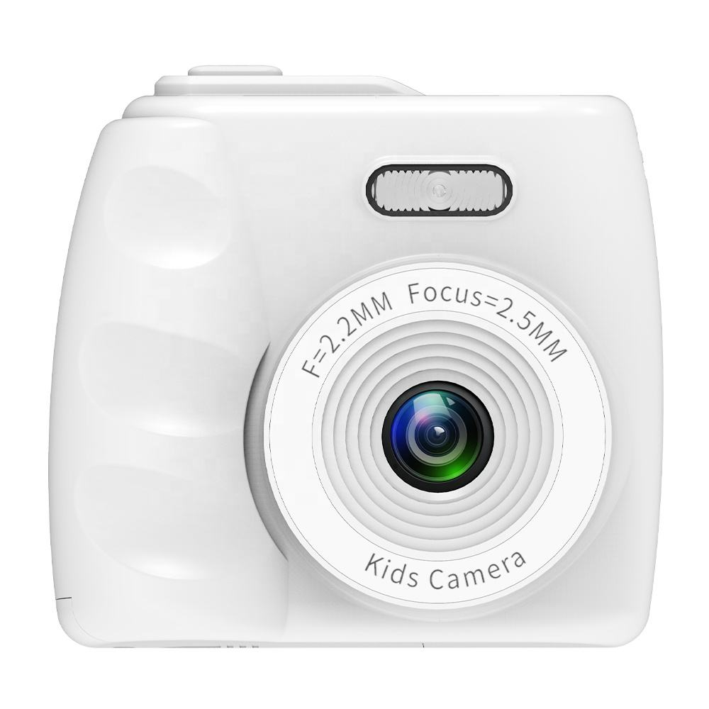 Rohs [ Digital Camera ] Kids Camera 2.0 Inch 1080P Digital Kids Video Camera