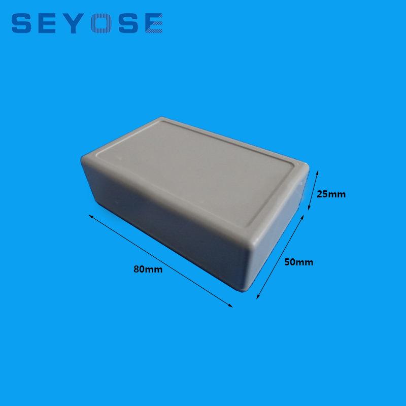 80mm x 50mm x 35mm en plastique du bo/îtier /électronique DIY Junction Box
