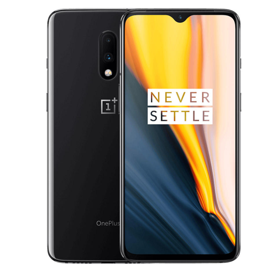 Global Firmware Oneplus 7 8GB 256GB Smartphone Snapdragon 855 Octa Core 6.41