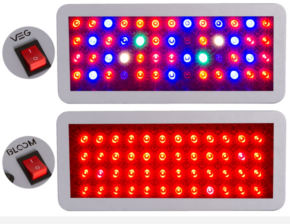P300 P450 P600 P900 P1200 Grosir Shenzhen LED Grow Lights Canggih Platinum Series 1200 Watt LED Grow Light