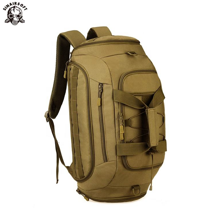 shoulder outdoor 35L wholesale custom sport military army tactical gear bulletproof molle camo black waterproof backpack bag