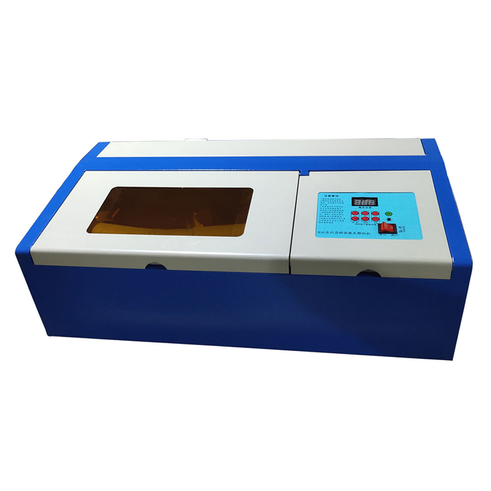 Multifunctional Laser Engraving Cutting Machine High Positioning Accuracy Fast Engraving Cutting