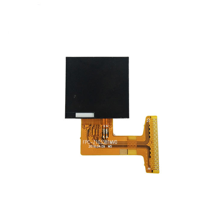 lcd screen 1 inch 128*96 dots with spi 4 wire interface