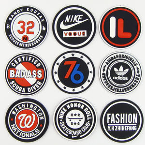 DIY Garment Embroidery Patch Custom Logo Personality Iron-On Eagle Embroidered Patches for Clothing