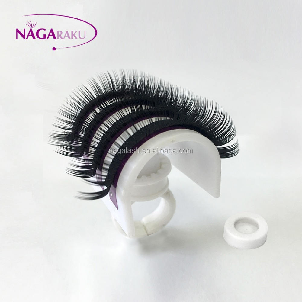 NAGARAKU new U Shape Ring for eyelash extension U-band lash holder
