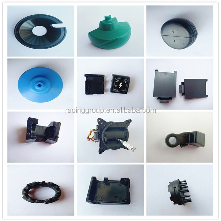 Custom injection parts plastic products manufacturer