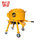 MINI 120 L 1 bag 1 yard cubic concrete cement mortar pan mixer hot sell in dubai