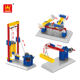 engineering toys wange blocks construction toy for kids