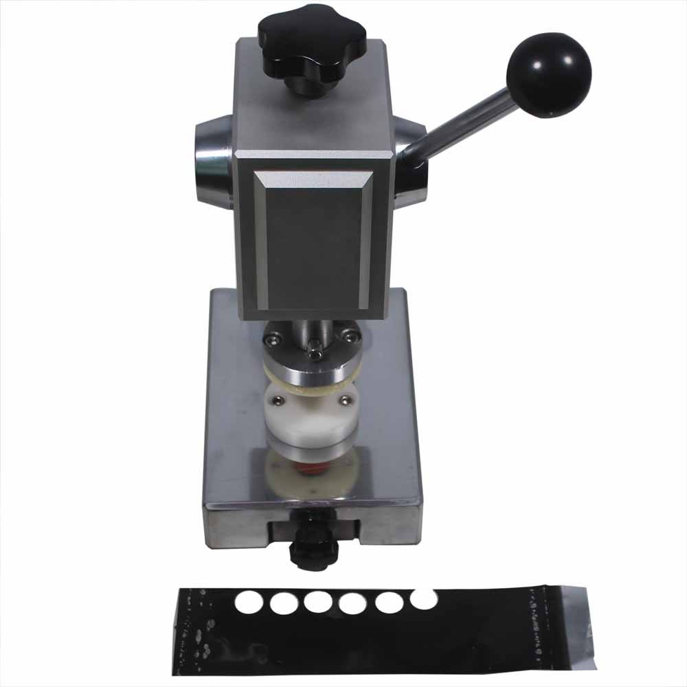 Coin Cell Press Machine/Punching Machine/Stamping Machine/Precision Disc Cutter With Standard 16,19,20mm Diameter Cutter Die