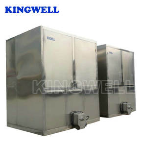 New Commercial Cube Ice Maker Machine for beverage (2 ton/day)