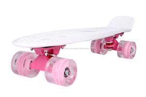 Chiese製造スケートボード付きpuホイール
