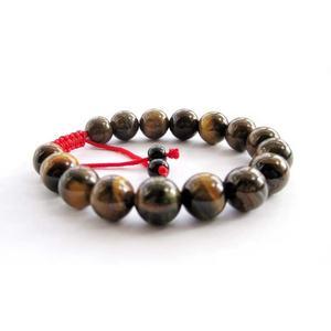 Finden Sie Hohe Qualität Tiger Eyes Stein Armband Hersteller