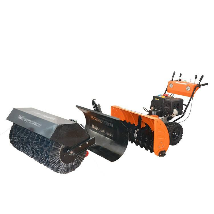 nuoman factory mini multifunction snow blower clear