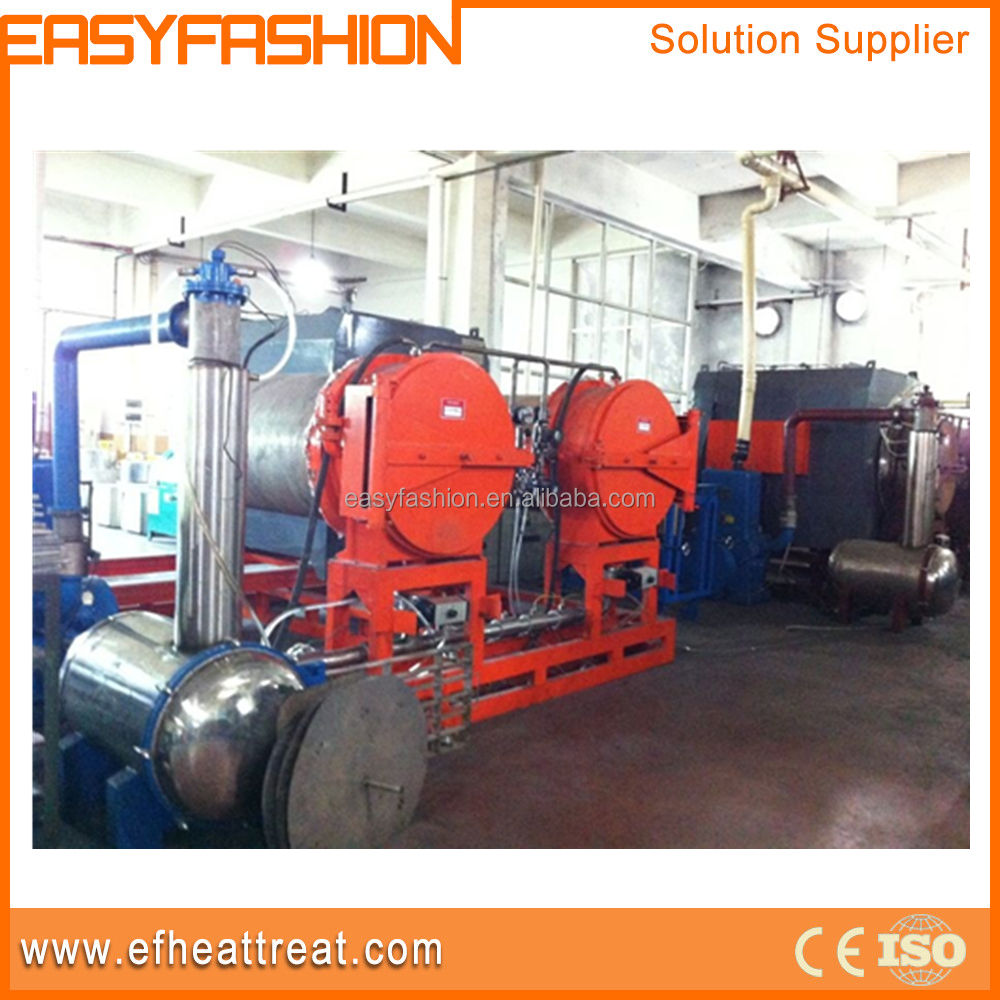 Vacuum Hydrogenation Dehydrogenation Furnace to Process Ti Sponge into Ti Powder