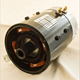 Golf Car ATV Touring Car DC Series Motor ZQS48-3.8-T DC Electric Car Motor 48V 3.8KW