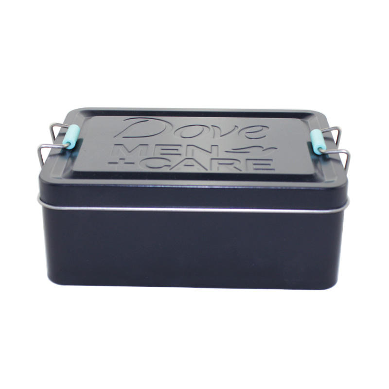 Wholesale Cosmetic Tin Box for Promotion