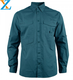 100% nylon fabric fishing long sleeve shirts with upf 50+ sun protection and quick dry feature